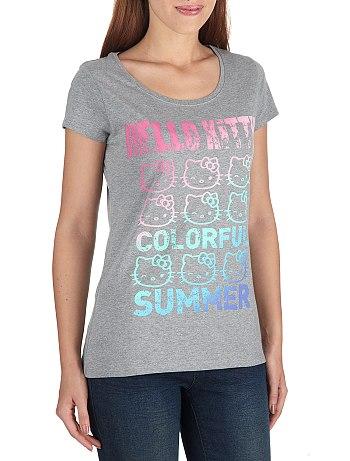 Camiseta Hello Kitty Kiabi