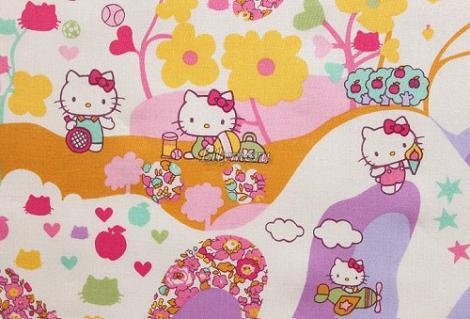 Hello Kitty coser