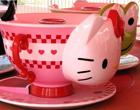 fotos hello kitty originales paradise tazas