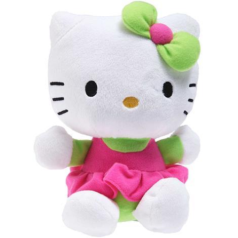 Hello Kitty de colores