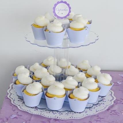 baby shower hello kitty cupcakes