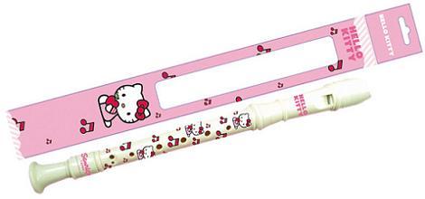 Flauta Hello Kitty