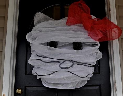 hello kitty halloween momia