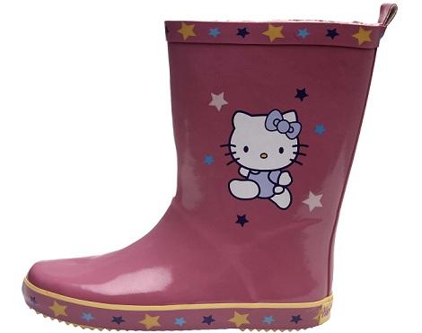 ropa hello kitty kiabi bota lluvia