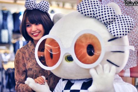 Hello Kitty para Forever21
